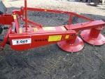 фото Косилка роторная Wirax 1.65м