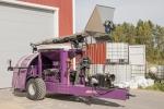 Машина для плющения зерна Murska W-Max 15СВ с упаковщиком