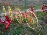 Тракторные грабли